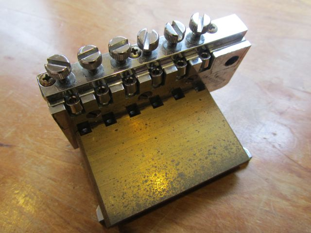 Guitar Parts Andy Wolf